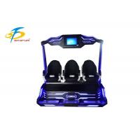 Wholesale Amusement Park Item 9D VR Simulator Shooting Game Machine For Childen from china suppliers