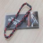 Buy cheap Titanium Necklace Tornado Baseball MLB Sport Rope from wholesalers