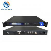 Buy cheap Full HD SDI To DVB S2 Encoder Modulator With QPSK 8PSK Constellation COL5011U from wholesalers