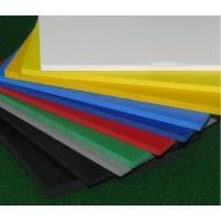 Buy cheap Advertising Outdoor Wall PVC Sheet, Sound Insulated Fire Retardant PVC Sheet from wholesalers