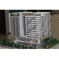 Buy cheap 1:100 scale apartment architectural model maker with ipad lighting control from wholesalers