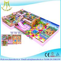 Hansel commercial China kids toy indoor playground indoor play grounds Manufactures