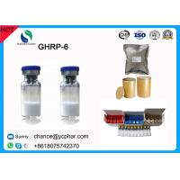 Buy cheap Legal Growth Hormone Releasing Peptide GHRP-6/-2 GHRP-6220vial For Muscle Growth Cas 87616-84-0 from wholesalers