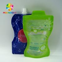 Food Grade Plastic Spice Spout Pouch Packaging Custom Printing PET / NY / PE Manufactures