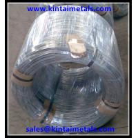 Buy cheap 2.2mm 500kg hot dip galvanized wire from wholesalers