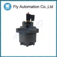 Buy cheap 4 Inch Clean Dry Electric Solenoid Valve / Electromagnetic Valve 0.1 Mpa~0.8 Mpa Working Pressure from wholesalers