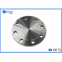 Buy cheap Forged Alloy 800 UNS N08800 Blind Pipe Flanges LJ Nickel Alloy Flanges Incoloy 800 from wholesalers