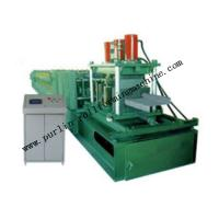 Wholesale Metal C Z Purlin Roll Former , Cold Purlin Roll Forming Machinery High Speed from china suppliers