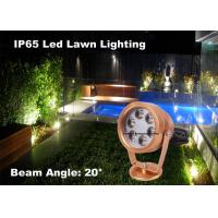 RGB Four Sides IP 65 Led Underground Light Garden Step Lighting