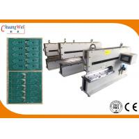 Buy cheap 480mm Cutting Capacity Pre-Scored PCB Separator With Large Lcd Display from wholesalers