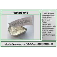 Buy cheap Mesterolone / Proviron Anabolic Steroid Powder For Bodybuilding 1424-00-6 from wholesalers