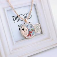 Buy cheap Jewellery pendant cute pendant jewelry made with swarovski element crystal lucky fish necklace from wholesalers