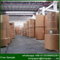 45-350g Color Woodfree Offset Paper