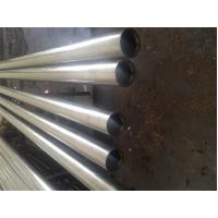 Buy cheap Automotive Galvanized Precision Steel Round Tubing Heat Treatment DIN2391 St52.4 from wholesalers