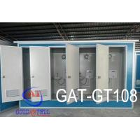 Iron steel assembly prefab security guard house with toilet , DIY installation Manufactures