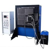 Buy cheap BS 476-7 Flammability Testing Equipment Surface Spead Flame Tester product