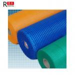 Buy cheap Lightweight Fiberglass Mesh Roll / Plain Woven Fiberglass Cloth Roll from wholesalers