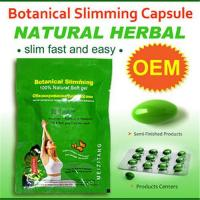 China World famous herbal weight Loss Product- Meizitang Botanical Slimming Capsule on sale