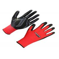 Buy cheap Anti Oil Smooth Nitrile Coated Work Gloves XS - XXL Size CE Certification from wholesalers