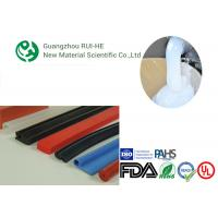 Buy cheap Safety LSR Liquid Silicone Rubber Fit Molding And Extrusion Manufacturing Process from wholesalers