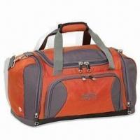 Wholesale Sports Bag with 210D Interior Lining, Measures 20.5 x 10.5 x 9 Inches from china suppliers