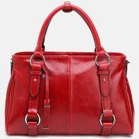 Buy cheap 100% Cow Nappa Oiled Leather Bag Tote Most Popular Handbags from wholesalers