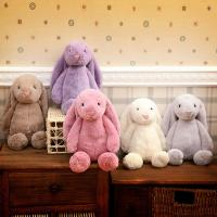 Buy cheap Eesy Clean Comfortable Rabbit Stuffed Animal Delicate Stitching Treatment from wholesalers
