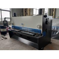 Buy cheap Guillotine Shear Hydraulic Metal Sheet Cutting Machine With Delem For Mild Steel from wholesalers