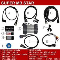 Wholesale Mb star c3 Mercedes Benz Das 2010.07 from china suppliers