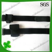 Buy cheap plastic buckle velcro strap adjustable elastic velcro buckle strap from wholesalers
