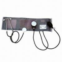 Buy cheap Aneroid Sphygmomanometer with Optional Stethoscope, OEM Orders are Welcome from wholesalers