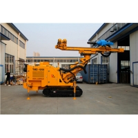 Buy cheap Narrow Spaces Hydraulic Crawler Drilling Machine from wholesalers