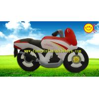 Buy cheap 3 m Nylon Huge Inflatable Advertising Electric Motorcycle Model Display from wholesalers