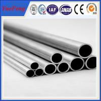 Buy cheap most welcomed factory direct sales price 6063 t5 extruded round aluminum tube from wholesalers
