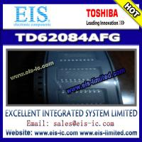 Buy cheap TD62084AFG - TOSHIBA - 8ch Darlington Sink Driver - Email: sales009@eis-ic.com from wholesalers