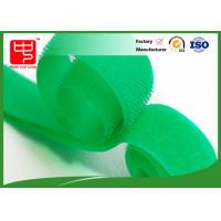 Buy cheap Flame retardant green industrial strength hook and loop tape roll for firefighter uniform from wholesalers