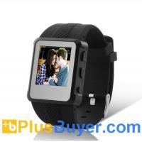 Buy cheap Watch MP4 Player with Voice Recording - 2GB from wholesalers