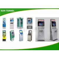 Buy cheap Exchange Currency Self Service Card Dispenser Kiosk Vending Machine USB / HDMI Interface from wholesalers