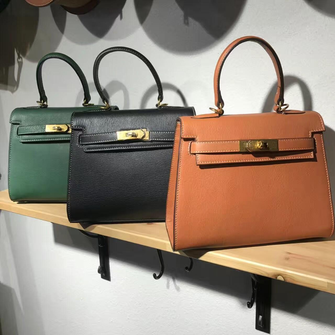 Buy cheap 2018 trendy design original manufacturer  first layer leather lady stylish handbag from wholesalers