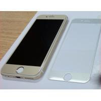 Buy cheap Colorful tempered glass screen protector for mobile phone iphone 6 from wholesalers