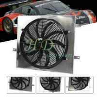 Buy cheap Car Radiator Fan Shroud  Automobile Replacement Parts For 1987- 2006 Jeep Wrangler Yj from wholesalers