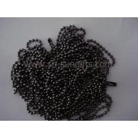 Wholesale black ball chain, metal ball chain, bead chain, from china suppliers
