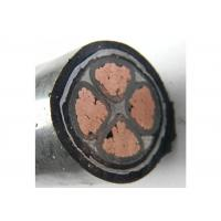 Buy cheap Low Voltage 4 Core 95mm Multi Core Armoured Cable CN Cable Group BS 5467 Standard from wholesalers