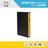Buy cheap F3434S industrial 3G wifi hotspot advertisement modem router for bus, coach, school bus, vehicle quipment from wholesalers