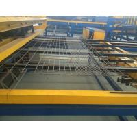 Buy cheap Diameter 1.8 - 5.5mm Fencing Wire Machine / Gabion Wire Mesh Machine For Wire Netting from wholesalers