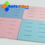 Buy cheap EVA KOREA bath rugs/bath mat Anti-slip , water-proof 85*60cm from wholesalers