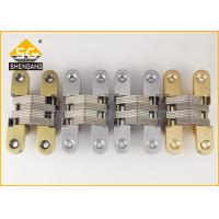 Wholesale Soss Invisible Door American Hinge Of Zinc Alloy , 94*18.4*26.8mm from china suppliers