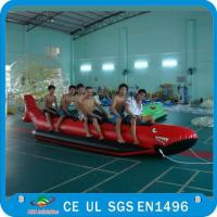 Buy cheap Inflatable Single Tube Banana Boat, Inflatable Water Sports Boat from wholesalers