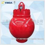 Buy cheap BOMCO Mud Pump Dampener F1300/1600 KB75 Pulsation Dampner Piston Pump from wholesalers