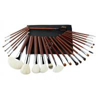 Hair And Sliver Copper Foundation Makeup Brush Kits Full Natural Manufactures